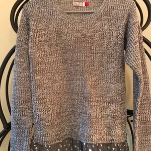 Sweater top girls size 14